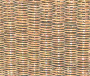 Wicker 3mm Brown Wash